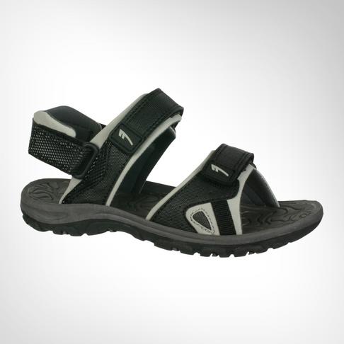 3320fe54c4de11 Pre-school Hi-tec Ula Black Grey Sandal