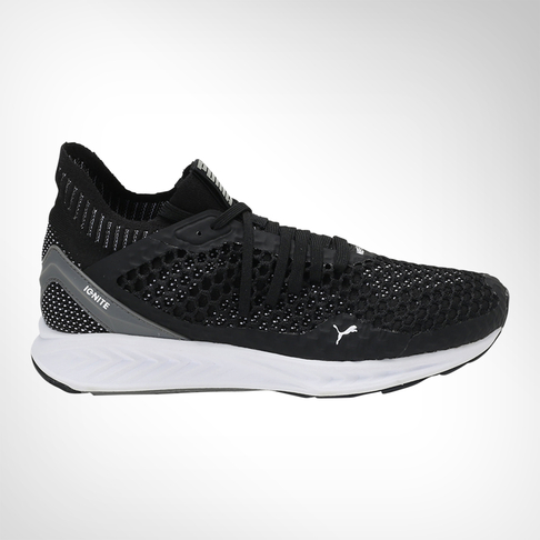 6bcb8e79d Men's Puma Ignite Netfit Black/White Shoe