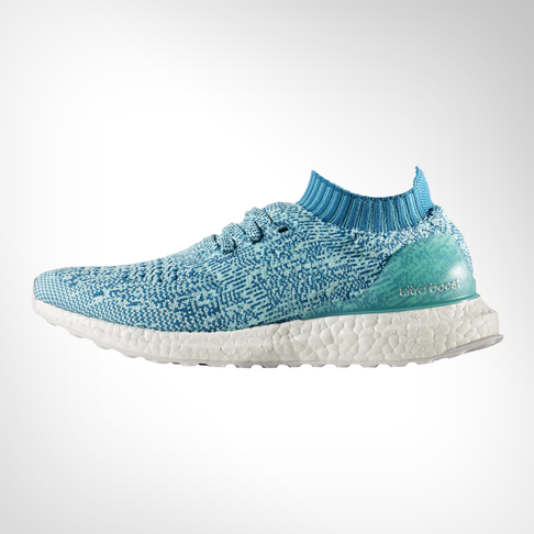 newest 91a8f 88571 Women's adidas Ultra Boost Uncaged Blue Shoe