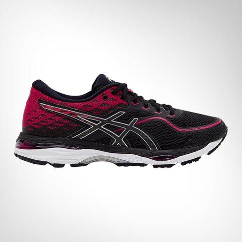 new concept b8701 03721 Women s Asics Gel Cumulus 19 Black Pink Shoe