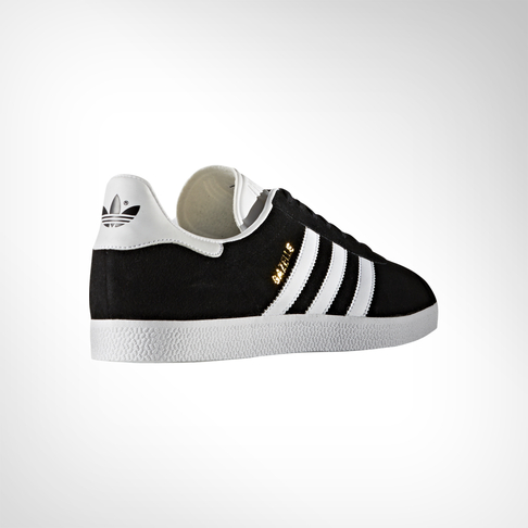 best loved f1ab2 a63fb Mens adidas Gazelle BlackWhite Shoe