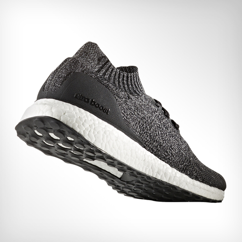 da87c94862664 Men s adidas Ultra Boost Uncaged Black Grey Shoe