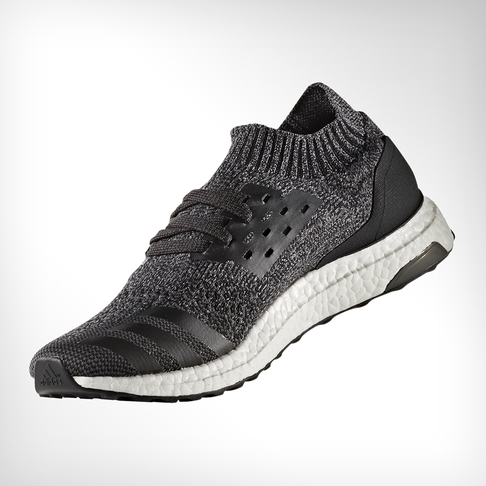 new arrival eb005 b0cad Men s adidas Ultra Boost Uncaged Black Grey Shoe