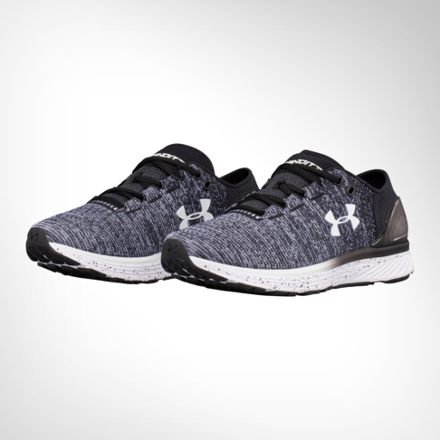 quality design 35e42 02738 Women s Under Armour Charged Bandit 3 Black White Shoe