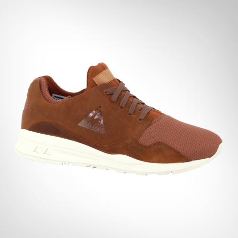e82470a1b894 Men s Le Coq Sportif R Pure Pull Up Leather Brown Shoe