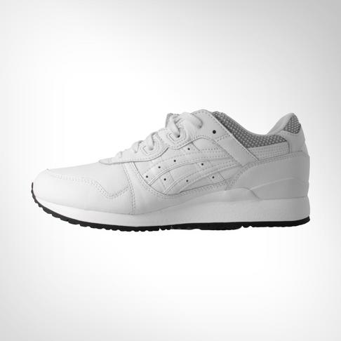 67c47aa9c6b Men s Asics Gel-Lyte III White Leather Shoe