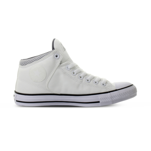 c2b36c42bf4df3 Men s Converse Chuck Taylor All Star High Street HI White Shoe