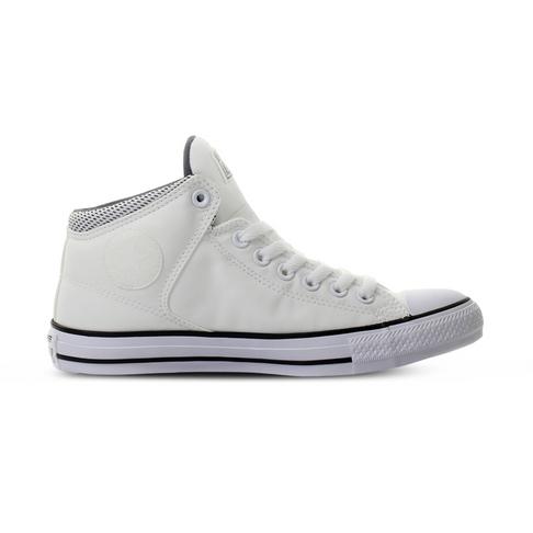 2a03df254a2 Men s Converse Chuck Taylor All Star High Street HI White Shoe