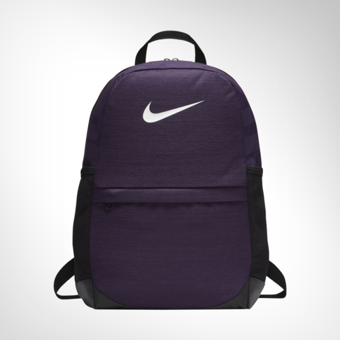 Junior Nike Brasilia Purple Backpack