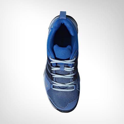 ea516d1f1831 Junior Grade School adidas Terrex AX2 Blue Black Shoe