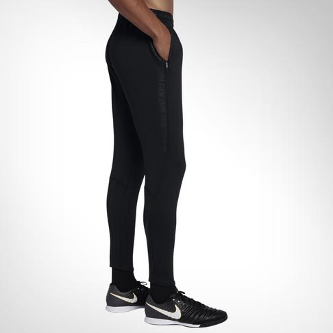 online retailer 0c0cb ad535 Men s Nike Dry Squad Black Football Pants