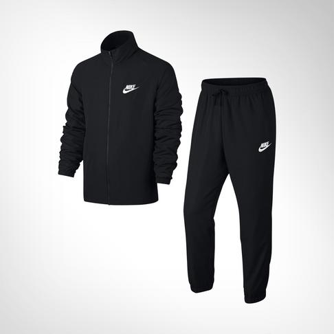 nowe style San Francisco najnowszy projekt Men's Nike Sportswear Black Track Suit