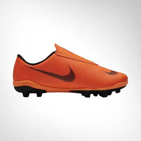 fd44d6bed Junior Pre-School Nike Mercurial Vapor 12 Club PS MG Orange White Boot