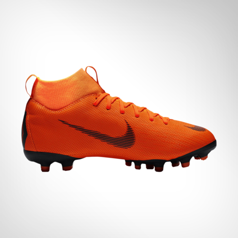 size 40 eb321 a0259 Junior Nike Mercurial Superfly 6 Academy DF MG Orange/White Boot