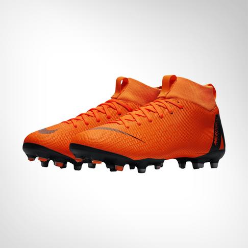 f9755c03d Junior Nike Mercurial Superfly 6 Academy DF MG Orange White Boot