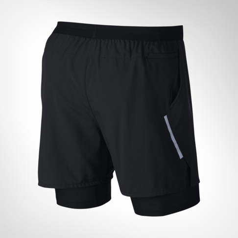 64b85d6f Men's Nike Flex Stride 2-in-1 Black Running Shorts