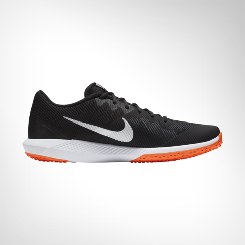 65a89dbe646e Men s Nike Retaliation TR Black Orange Shoe