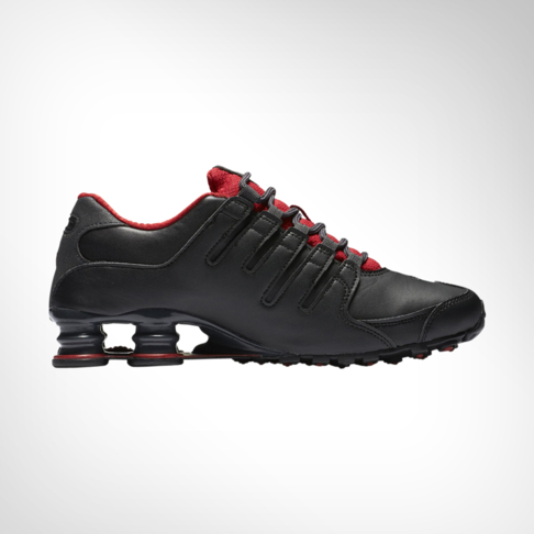 Nike Shox Nz Brown Leather
