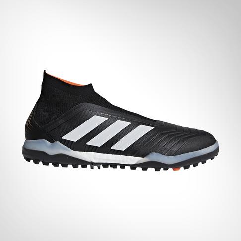 8c52647883e0 Men's adidas Predator Tango 18+ Black/White/Red Turf Boot