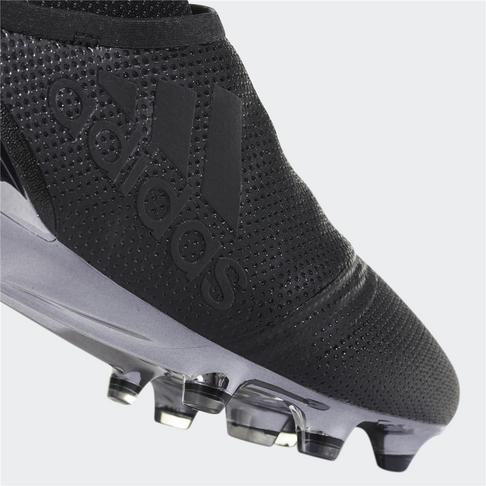 official photos 31009 e5e6c Men's adidas X 17+ FG Black/Cyan Boot
