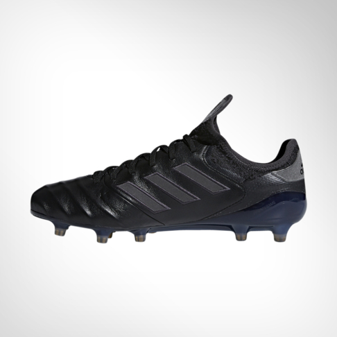 check out d0893 5af47 Mens adidas Copa 18.1 Black Firm Ground Boots