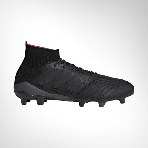 3bcb7ea3862 Men s adidas Predator 18.1 FG Black Coral Boot