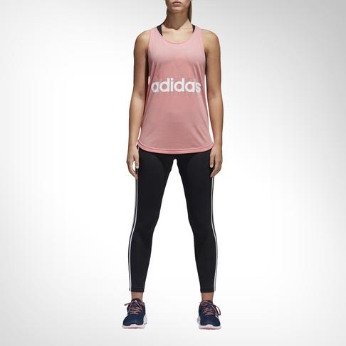 f9074b7a5a838 Women's adidas Essentials 3-stripes Black Tights