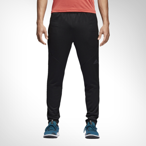 brand new latest official site Men's adidas Climalite Training Workout Black Pants