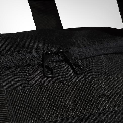 119bec59d431 adidas Convertible 3-stripes Medium Black Duffel Bag