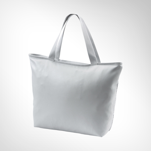 747fe2c4d4561 Puma Ladies Prime Large White Shopper Tote Bag