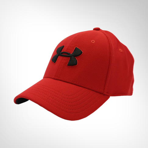 Under Armour Blitzing 3.0 Red Cap d59fe02b42a