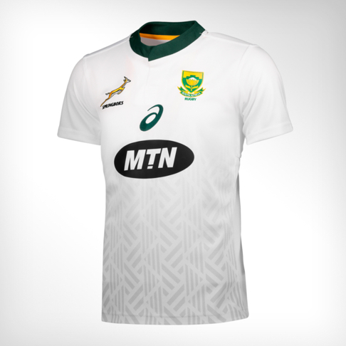 ebabfe476 Men s Asics Springbok Away Replica 2018 19 Jersey