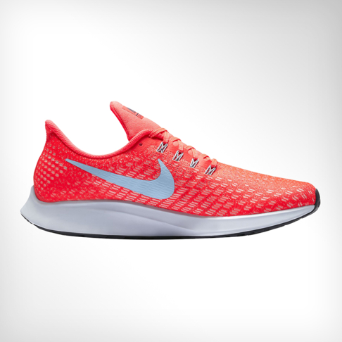 e62a4f28b557 Men s Nike Air Zoom Pegasus +35 Red Black Shoe