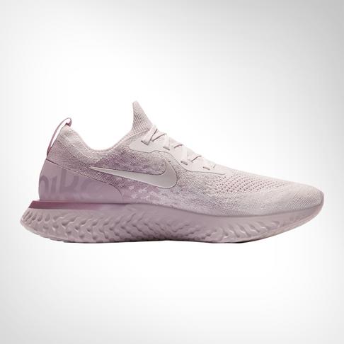 promo code 2eccc 63e1c Men's Nike Epic React Flyknit Pink Shoe
