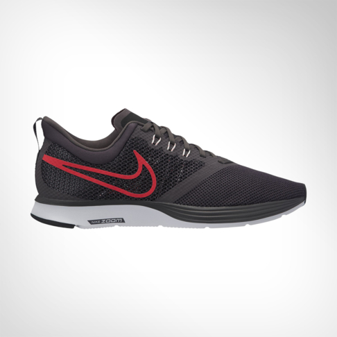 a71a908d9aef Men s Nike Zoom Strike Brown Red Shoe