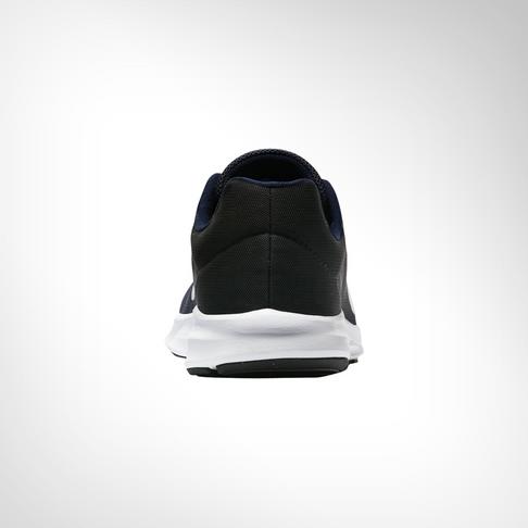 93278bef59659 Men s Nike Downshifter 8 Navy White Shoe