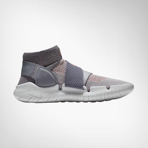 newest 42fa7 1d41c Women's Nike Free RN Motion FK 2018 Grey/Peach Shoe