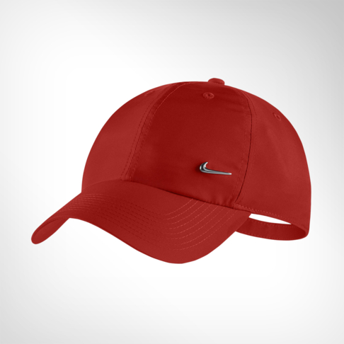 d348923c4f2 ... cheap nike sportswear metal swoosh heritage86 red cap fe31c 6fb05