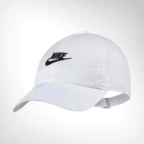 3f669e6beb088c ... closeout nike sportswear h86 futura washed white cap 22f7f 43b7e