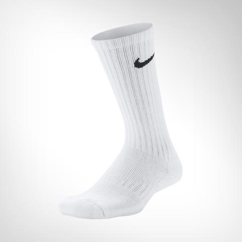 c2e3b3e35 Junior Nike Performance Cushioned Crew Training Socks (3 Pair)