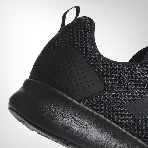 6f43902ecbd Men s adidas Cloudfoam Element Race Black Shoe