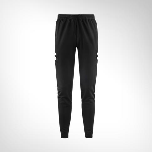 d5072dd4e45a Men s Kappa Viello Black Tricot Pants