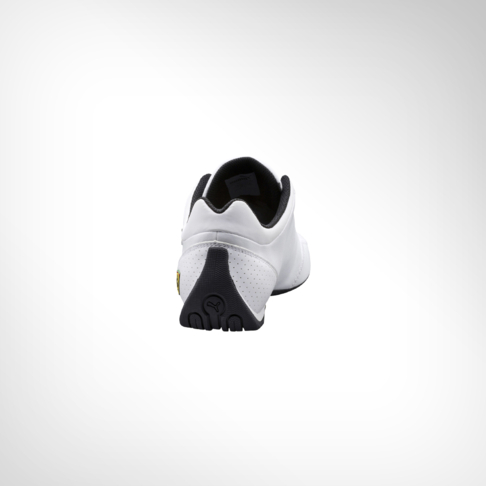 ece4304052e0 Men s Puma Ferrari SF Future Kart Cat White Black Shoe