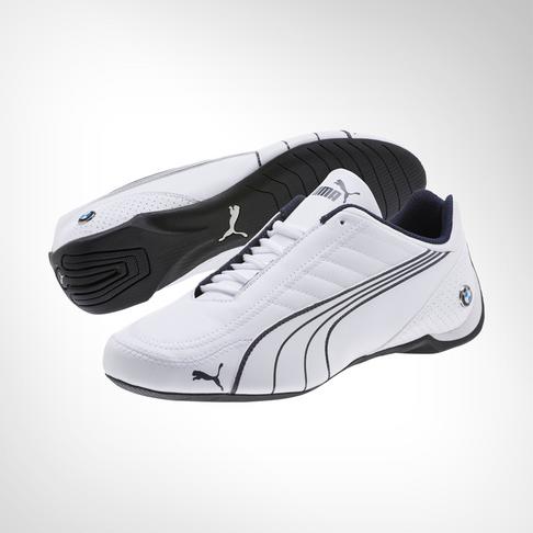 49a8df600fe Men s Puma BMW Future Kart Cat Low White Navy