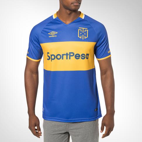 0ee05fa69 Men s Umbro Cape Town City FC Home Logo Jersey 2017 18
