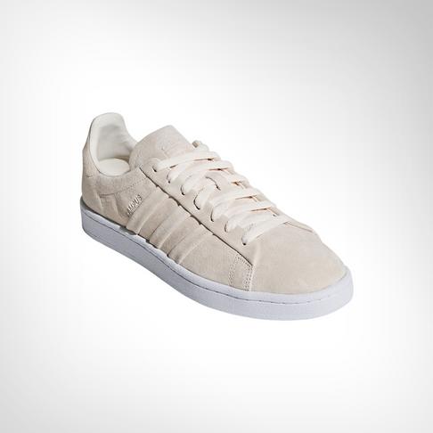Men s adidas Campus Stitch   Turn Suede Cream Shoe 9ca673bde