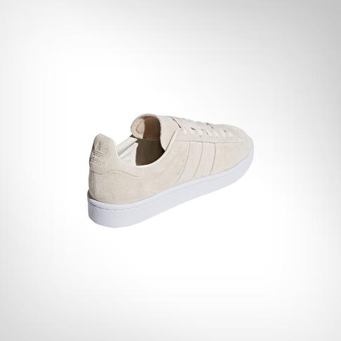brand new c0e47 47bcf Mens adidas Campus Stitch  Turn Suede Cream Shoe