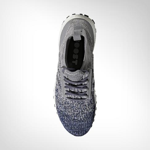 info for 34c7b 0564f Men's adidas Ultra Boost ATR Blue/Grey Shoe