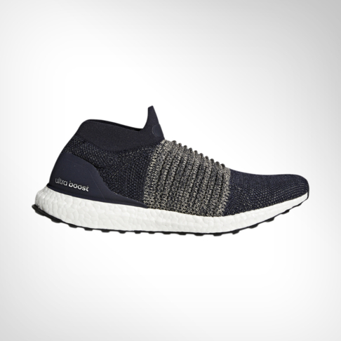 d78ba35fc40 Men s adidas Ultra Boost Laceless Navy Shoe