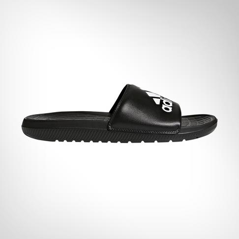 b375c9de3d37 Men s adidas Voloomix Black White Slide